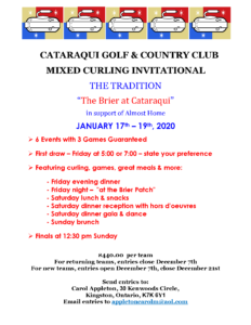 Cataraqui Mixed Invitational @ Cataraqui Golf & Country Cl;ub